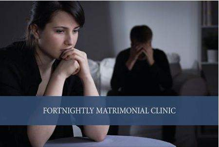 Fortnightly Matrimonial Clinic