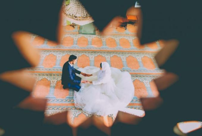 Muslim marriages and rights for women whose husbands have multiple wives.