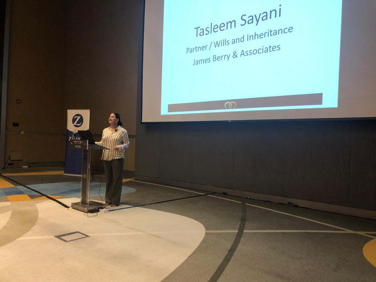 Presentation on Wills and Inheritance laws in the UAE