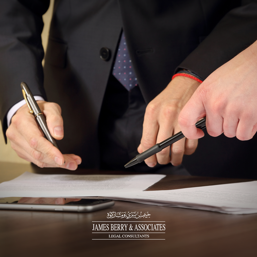 Why your U.A.E. business needs written contracts